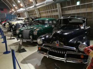 那須クラシックカー博物館さんこちらも映画に出てきそうなクラシックカーですが、素人には難しい