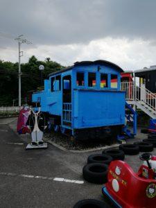 SLランド・蒸気機関車