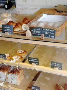 雨宮のパン