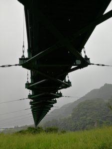 塩原大つり橋