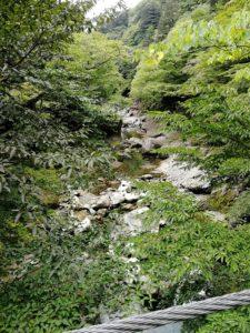 留春の滝りゅうしゅんのたき