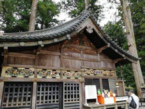 日光東照宮神厩(神厩舎)しんきゅう