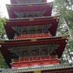 日光東照宮五重塔