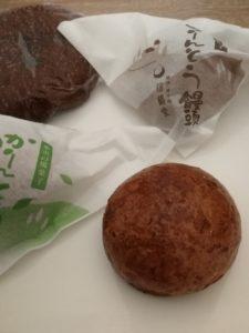 和菓子の信鶴堂さん